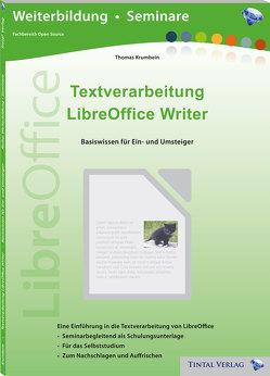 Textverarbeitung LibreOffice Writer von Krumbein,  Thomas