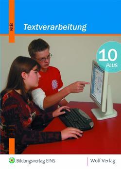 Textverarbeitung PLUS / Textverarbeitung PLUS von Brem,  Ingrid, Flögel,  Wolfgang, Tittus,  Gisela