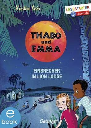 Thabo und Emma 3 von Bohn,  Maja, Boie,  Kirsten