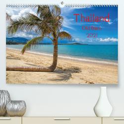 Thailand • Old Siam (Premium, hochwertiger DIN A2 Wandkalender 2021, Kunstdruck in Hochglanz) von G. Zucht,  Peter