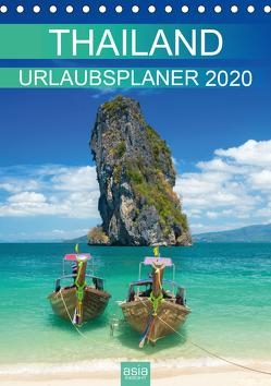 THAILAND 2020 URLAUBSPLANER (Tischkalender 2020 DIN A5 hoch) von Weigt Photography,  Mario
