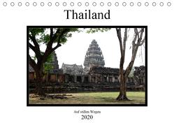 Thailand – auf stillen Wegen (Tischkalender 2020 DIN A5 quer) von Gräf,  Ulrich