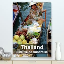 Thailand – Eine kleine Rundreise (Premium, hochwertiger DIN A2 Wandkalender 2020, Kunstdruck in Hochglanz) von Rudolf Blank,  Dr.