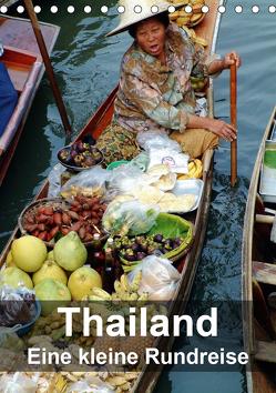 Thailand – Eine kleine Rundreise (Tischkalender 2020 DIN A5 hoch) von Rudolf Blank,  Dr.