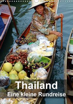 Thailand – Eine kleine Rundreise (Wandkalender 2020 DIN A3 hoch) von Rudolf Blank,  Dr.