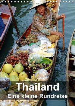 Thailand – Eine kleine Rundreise (Wandkalender 2020 DIN A4 hoch) von Rudolf Blank,  Dr.