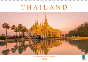 Thailand: Impressionen aus Südostasien (Premium, hochwertiger DIN A2 Wandkalender 2020, Kunstdruck in Hochglanz) von CALVENDO