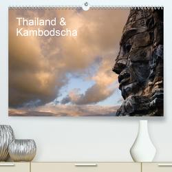 Thailand & Kambodscha (Premium, hochwertiger DIN A2 Wandkalender 2021, Kunstdruck in Hochglanz) von / Klaus Steinkamp,  McPHOTO