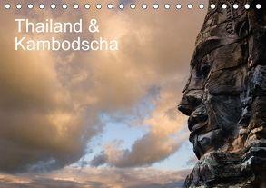 Thailand & Kambodscha (Tischkalender 2018 DIN A5 quer) von / Klaus Steinkamp,  McPHOTO