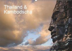 Thailand & Kambodscha (Wandkalender 2019 DIN A2 quer) von / Klaus Steinkamp,  McPHOTO
