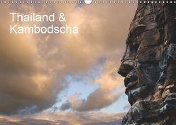 Thailand & Kambodscha (Wandkalender 2019 DIN A3 quer) von / Klaus Steinkamp,  McPHOTO