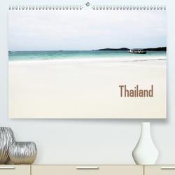 Thailand (Premium, hochwertiger DIN A2 Wandkalender 2021, Kunstdruck in Hochglanz) von Bauernschmitt,  Stefanie