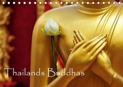 Thailands Buddhas (Tischkalender 2018 DIN A5 quer) von Ochsmann,  Sylvia
