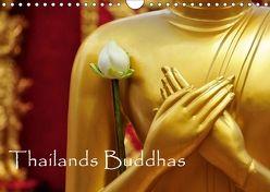 Thailands Buddhas (Wandkalender 2018 DIN A4 quer) von Ochsmann,  Sylvia