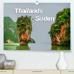 Thailands Süden (Premium, hochwertiger DIN A2 Wandkalender 2020, Kunstdruck in Hochglanz) von Weiss,  Michael