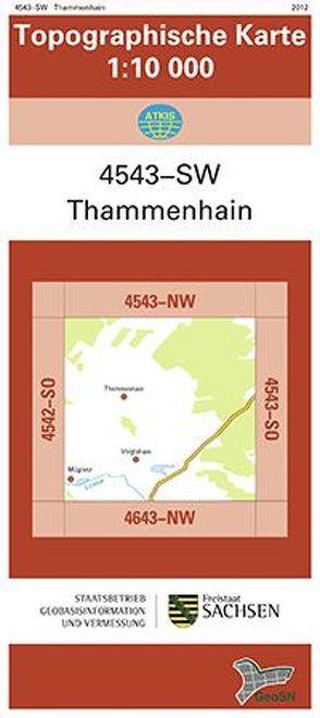 Thammenhain (4543-SW)