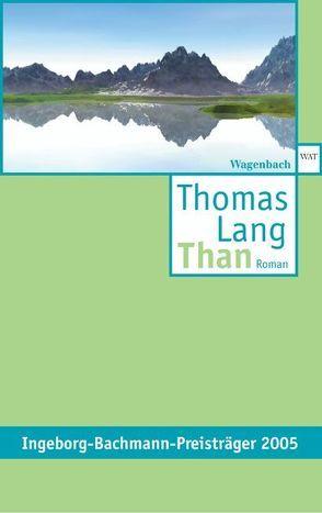 Than von Lang,  Thomas