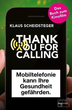 Thank you for calling von Scheidsteger,  Klaus