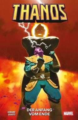 Thanos: Der Anfang vom Ende von Howard,  Tini, Olivetti,  Ariel
