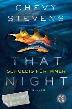 That Night – Schuldig für immer von Poets,  Maria, Stevens,  Chevy