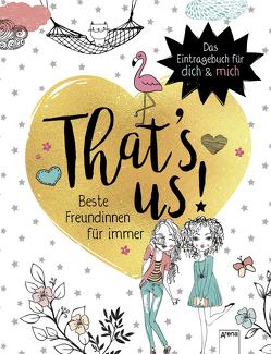 That's Us. Beste Freundinnen für immer von Homberg,  Myriam, Seeberg,  Helen
