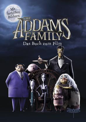 The Addams Family – Das Buch zum Film von Glass,  Calliope, Schlitt,  Christine