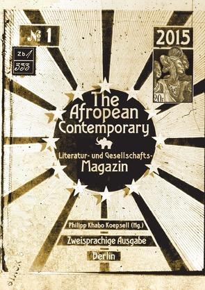 The Afropean Contemporary von Koepsell,  Philipp Khabo