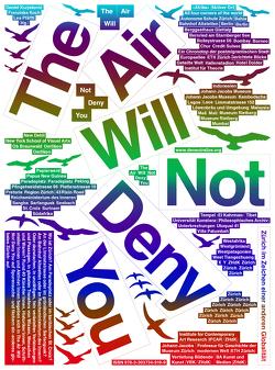 The Air Will Not Deny You von Koch,  Franziska, Kurjakovic,  Daniel, Pfäffli,  Lea