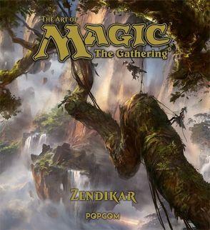 The Art of Magic: The Gathering – Zendikar von Wyatt,  James