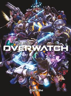 The Art of Overwatch von Burns,  Matt, Gary,  Cate, Simpson,  Robert