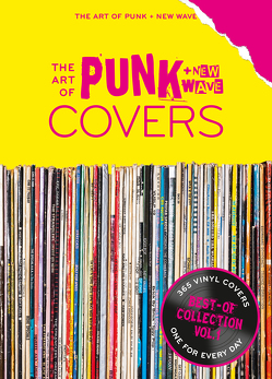 The Art of Punk/New-Wave-Covers von Jonkmanns,  Bernd, Seltmann,  Oliver