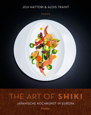 The Art of Shiki von Hattori,  Joji, Traint,  Alois