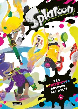 The Art of Splatoon von Christiansen,  Ole Johan, Nintendo