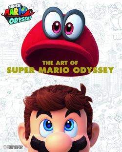 The Art of Super Mario Odyssey von Dark Horse, Nintendo