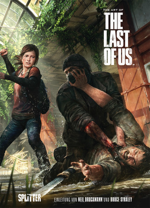 The Art of The Last of Us von Naughty Dog