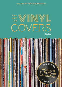 The Art of Vinyl Covers 2020 von Jonkmanns,  Bernd, Seltmann,  Oliver