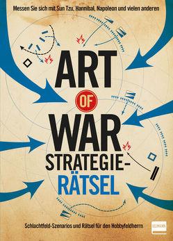 The Art of War – Strategierätsel von Wolfrik Galland,  Richard