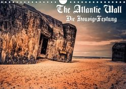 The Atlantic Wall – Die Houvig Festung 2018 (Wandkalender 2018 DIN A4 quer) von Bösecke,  Klaus