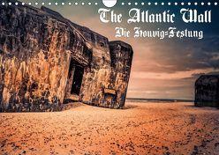 The Atlantic Wall – Die Houvig Festung 2019 (Wandkalender 2019 DIN A4 quer) von Bösecke,  Klaus