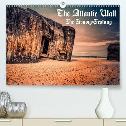 The Atlantic Wall – Die Houvig Festung 2020 (Premium, hochwertiger DIN A2 Wandkalender 2020, Kunstdruck in Hochglanz) von Bösecke,  Klaus