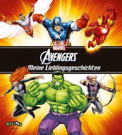 The Avengers – Meine Lieblingsgeschichten von Schimming,  Ulrike