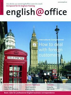 The Best of english@office von Akhavan,  Maria