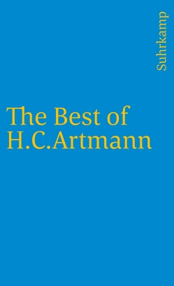 The Best of H. C. Artmann von Artmann,  H. C., Reichert,  Klaus