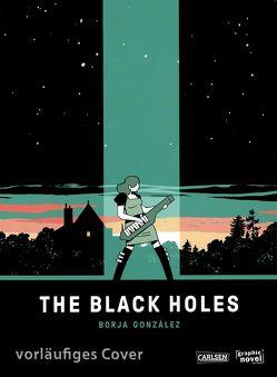 The Black Holes von González,  Borja, Höchemer,  André
