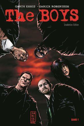 The Boys: Gnadenlos-Edition von Ennis,  Garth, Kronsbein,  Bernd, Robertson,  Darick