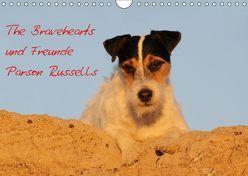 The Bravehearts und Freunde – Parson Russells (Wandkalender 2019 DIN A4 quer) von Clüver,  Maike