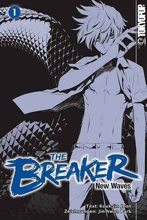 The Breaker – New Waves 01 von Jeon,  Keuk-jin, Park,  Jin-hwan