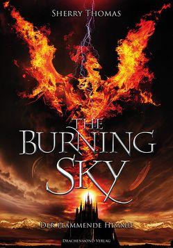 The Burning Sky von Adler,  Sarah, Anders,  Marlena, Thomas,  Sherry