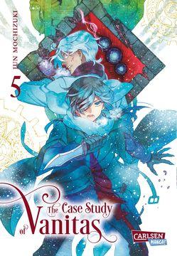The Case Study Of Vanitas 5 von Mochizuki,  Jun, Suzuki,  Cordelia