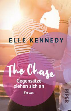 The Chase – Gegensätze ziehen sich an von Kagerer,  Christina, Kennedy,  Elle